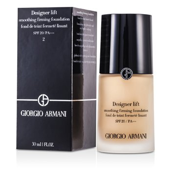 Giorgio Armani Designer Lift Smoothing Firming Base Maquillaje SPF20 - # 2
