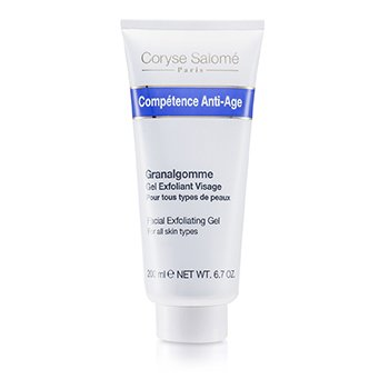 Coryse Salome Competence Anti-Age Facial Exfoliating Gel