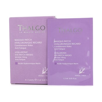 Thalgo Hyaluronic Parche Mascarilla Ojos