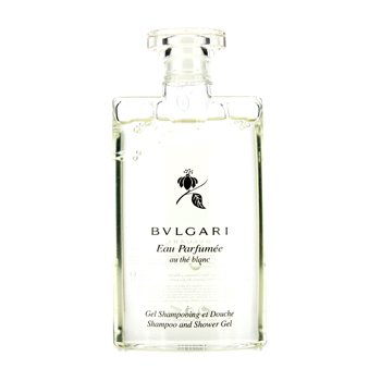 Bvlgari Au The Blanc Gel de Ducha