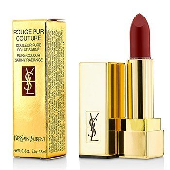 Yves Saint Laurent Rouge Pur Couture The Mats - Pintalabios Pintalabios # 204 Rouge Scandal