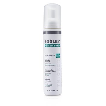 Bosley Professional Strength Bos Defense Thickeing Treatment (For Normal to Fine Non Color-Treated Hair)