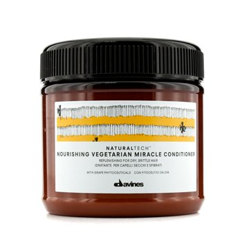 Davines Natural Tech Nourishing Vegetarian Miracle Acondicionador (Cabellos Secos)