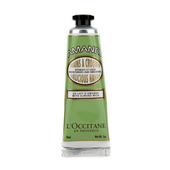 LOccitane Almond Delicious Manos