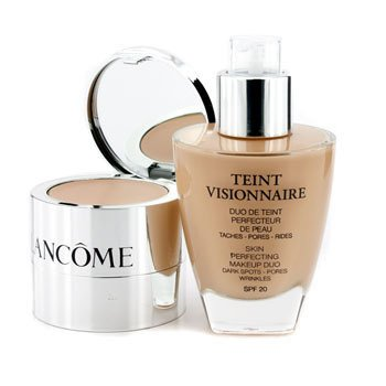 Lancome Teint Visionnaire Maquillaje Perfeccionador Duo - SPF 20 - # 02 Lys Rose