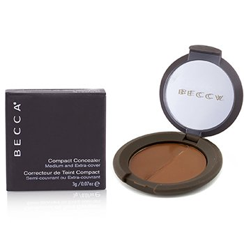 Becca Corrector Compacto Cobertura Media & Extra - # Molasses