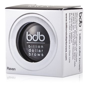 Billion Dollar Brows Polvos Cejas - Raven