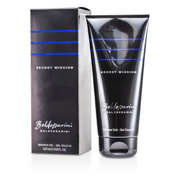 Baldessarini Secret Mission Shower Gel