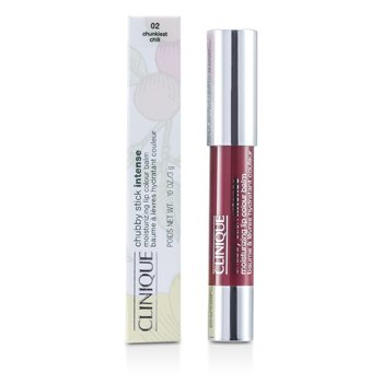 Clinique Chubby Stick Intense Moisturizing Bálsamo Color Labial - No. 2 Chunkiest Chill