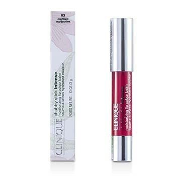 Clinique Chubby Stick Intense Moisturizing Bálsamo Color Labial - No. 3 Mightiest Maraschino