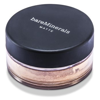 Bare Escentuals BareMinerals Base Maquillaje Mate Amplio Espectro SPF15 - Medium Beige