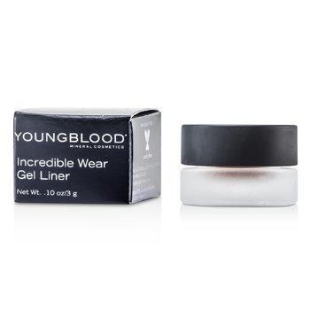 Youngblood Incredible Wear Gel Delineador - # Sienna