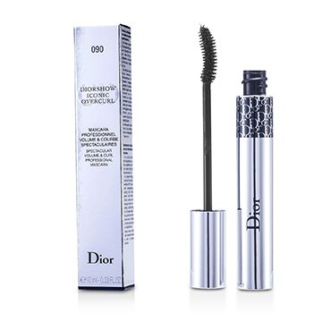 Christian Dior Diorshow Iconic Overcurl Máscara - # 090 Over Black