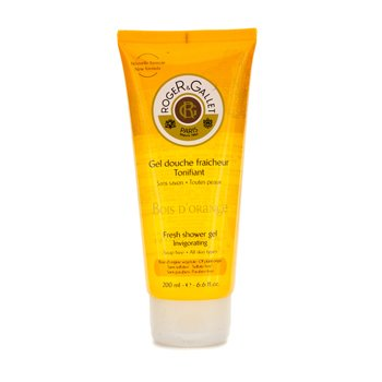 Roge & Gallet Bois d Orange Gel Ducha Fresca