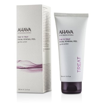 Ahava Time To Treat Peeling Renovación Facial