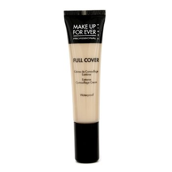 Make Up For Ever Full Cover Extreme Crema Correctora resistente al agua - #1 (Pink Porcelain)