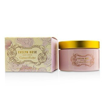 Crabtree & Evelyn Evelyn Rose Crema Corporal