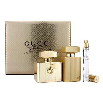 909dd9fbd Gucci Premiere Coffret: Eau De Parfum Spray 75ml/2.5oz + Loción Corporal  100ml/3.3oz + Eau De Parfum Spray 7.4ml/0.25oz