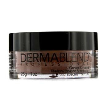 Dermablend Base en Crema Espectro Amplio SPF 30 (Alta Cobertura de Color) - Chocolate Brown