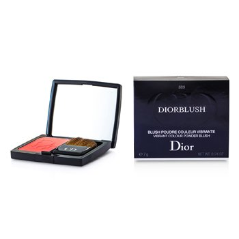 Christian Dior DiorBlush Rubor en Polvo Color Vibrante - # 889 New Red