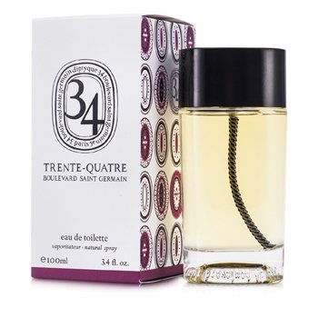 Diptyque 34 Boulevard Saint Germain Eau De Toilette Spray