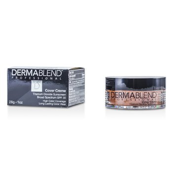 Dermablend Base en Crema Espectro Amplio SPF 30 (Alta Cobertura de Color) - Golden Brown
