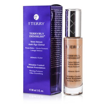 By Terry Terrybly Densiliss Base en Suero Control de Arrugas - # 5 Medium Peach