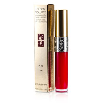 Yves Saint Laurent Gloss Volupte Brillo de Labios - # 206 Fuchsia Oran