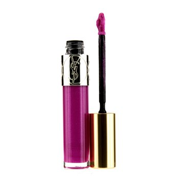 Yves Saint Laurent Gloss Volupte Brillo de Labios - # 049 Terriblement Fuchsia