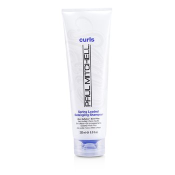 Paul Mitchell Curls Spring Loaded Champú Anti Frizz