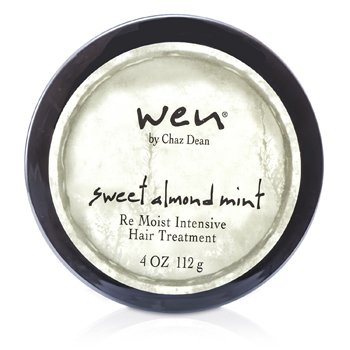 Wen Sweet Almond Mint Re Moist Tratamiento de Cabello Intensivo