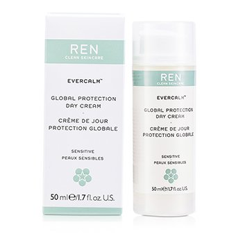 Ren Evercalm Global Protection Crema de Día (Para Piel Sensible/Delicada)