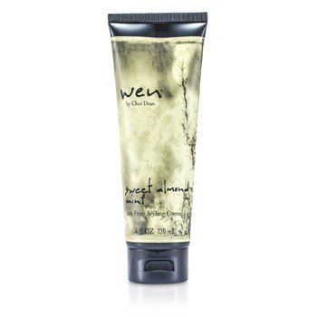 Wen Sweet Almond Mint Crema de Peinar Anti-Frizz