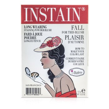 TheBalm Instain - # Swiss Dot