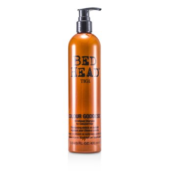 Tigi Bed Head Colour Goddess Champú Con Infusión de Aceite (Para Cabello Teñido)