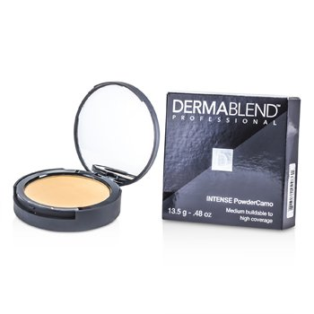 Dermablend Intense Powder Camo Base Compacta (Cobertura Media Edificable a Alta) - # Toast