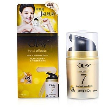 Olay Total Effects Touch Of Base SPF 15