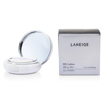 Laneige Base BB Acolchada SPF 50 Con Repuesto Extra - # No. 21 Natural Beige