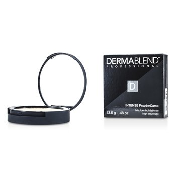 Dermablend Intense Powder Camo Base Compacta (Cobertura Media Edificable a Alta) - # Beige