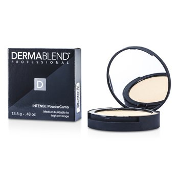 Dermablend Intense Powder Camo Base Compacta (Cobertura Media Edificable a Alta) - # Nude