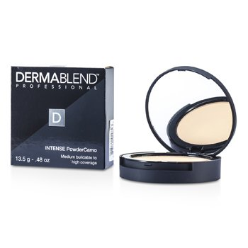 Dermablend Intense Powder Camo Base Compacta (Cobertura Media Edificable a Alta) - # Suntan