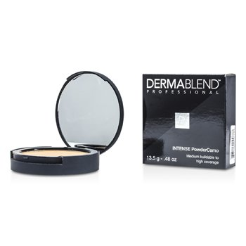 Dermablend Intense Powder Camo Base Compacta (Cobertura Media Edificable a Alta) - # Bronze