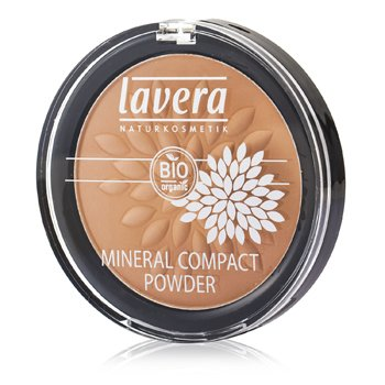 Polvo Compacto Mineral - # 03 Honey