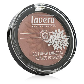 Lavera So Fresh Mineral Rouge Polvo - # 01 Charming Rose