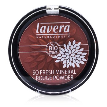 Lavera So Fresh Mineral Rouge Polvo - # 03 Cashmere Brown