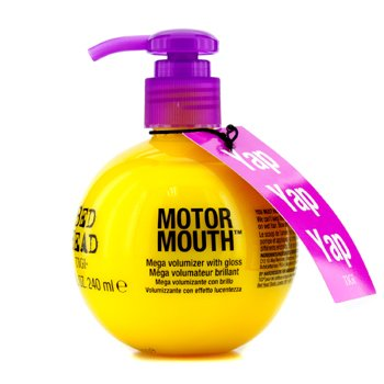 Tigi Bed Head Motor Mouth Mega Voluminizador con Brillo