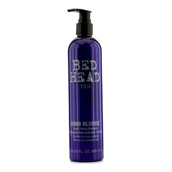Tigi Bed Head Dumb Blonde Purple Champú Tonificante
