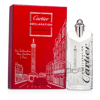Cartier Declaration Eau De Toilette Spray (Edición Limitada)
