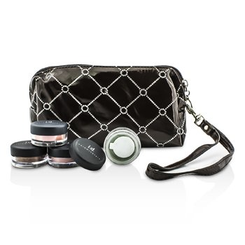 Bare Escentuals i.d. BareMinerals Set de Color de Ojos: 4 x Eye Shadow + 1 x Bolso