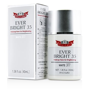 Dr. Ci:Labo Ever Bright 35 Base de Maquillaje (White 377)